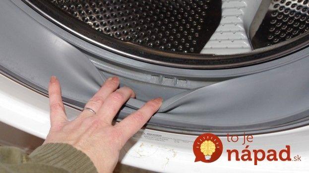 TIETO chyby robíme pri praní najčastejšie. Ničia práčku aj našu bielizeň!