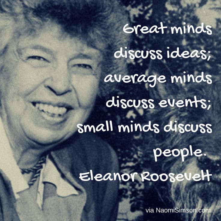 eleanor roosevelt a great example of true leadership Find and save ideas about roosevelt quotes on pinterest eleanor roosevelt quote about leadership another great, and i believe true, eleanor roosevelt quotation.