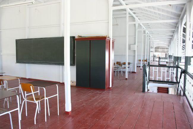 Klaslokalen Hendrikschool