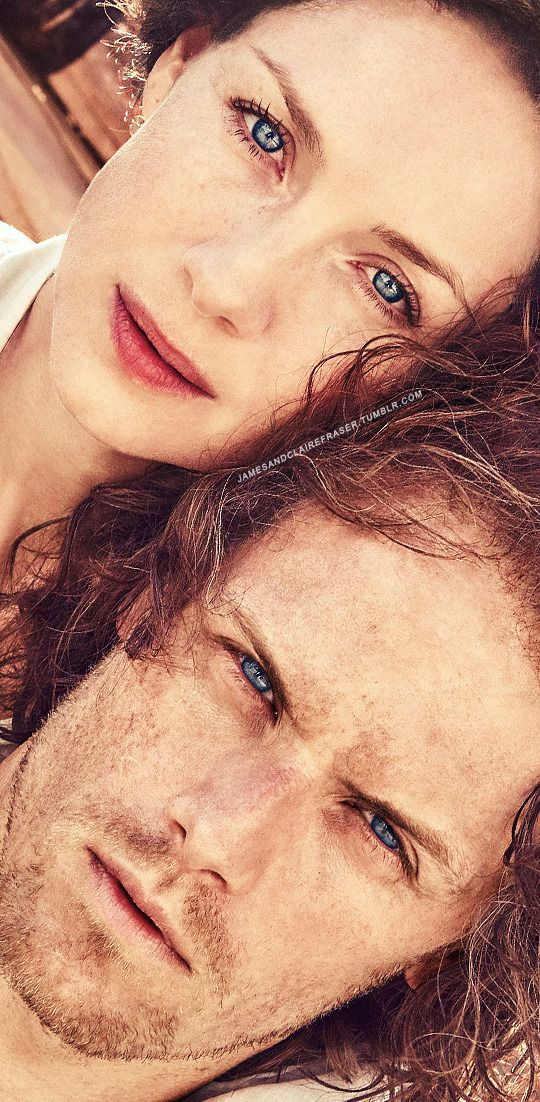 Jamie and Claire, Voyager