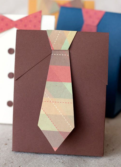 DIY father´s day boxes