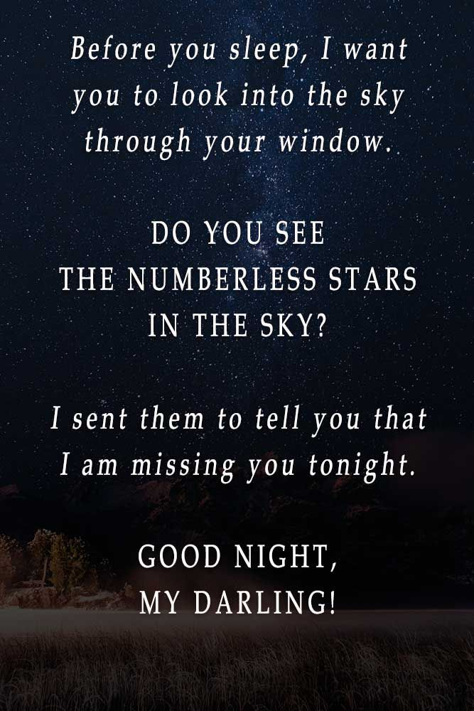 100 Good Night Quotes To Exchange Before Sleep Good Night Quotes Night Love Quotes Goodnight Quotes For Him
