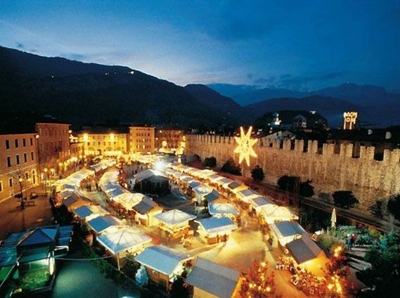 Mercatini di Natale a Trento - Christmas markets in Trento