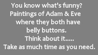 just think about it for a minuteLaugh, Funny Pics, Stuff, Food For Thoughts, Deep Thoughts, Funny Quotes, Things, True Stories, Belly Buttons