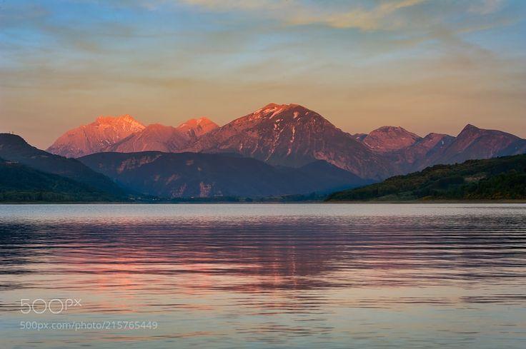 Sunset Hour by Marco-Carotenuto via http://ift.tt/2ri3zIm