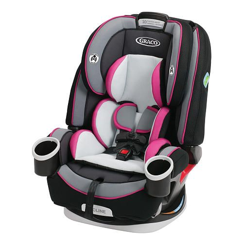 Graco 4ever all in one convertible car seat kylie cars for Silla 4ever graco