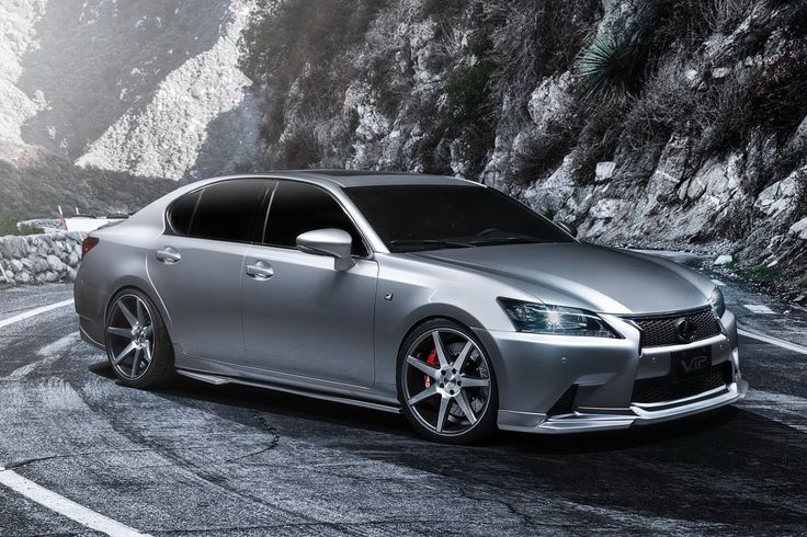 2013 Lexus GS350 F Sport Supercharged by VIP Auto Salon
