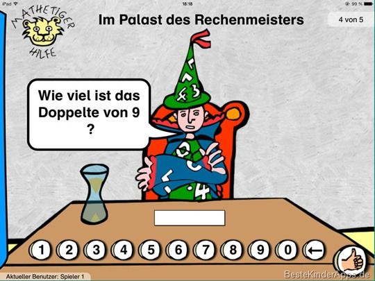 Mathetiger App Mildenberger Verlag Mathe Lernspiel iPad (6)