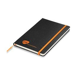 Branded Fourth Estate A5 Notebook | Corporate Logo Fourth Estate A5 Notebook | Corporate Gifts
