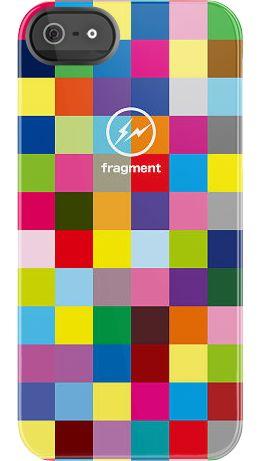 Fragment Blocks case by Hiroshi Fujiwara