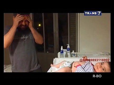 On The Spot - 7 Video Lucu Bayi Ganti Popok dan Pakaian