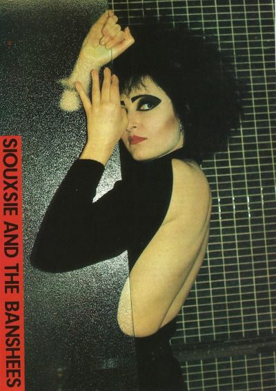 siouxsie and the banshees | Tumblr