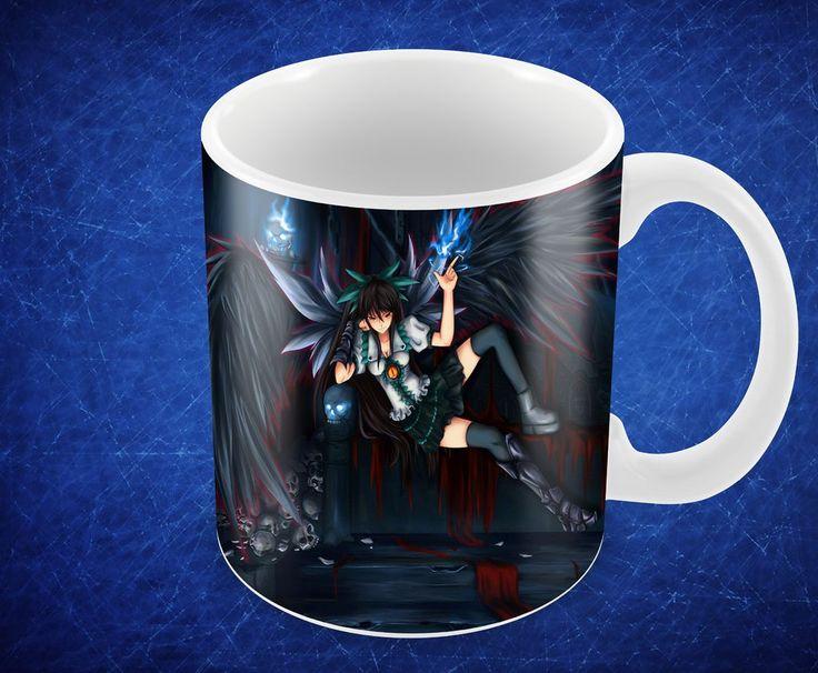 Mug 11Oz Personalizado AngelDeath