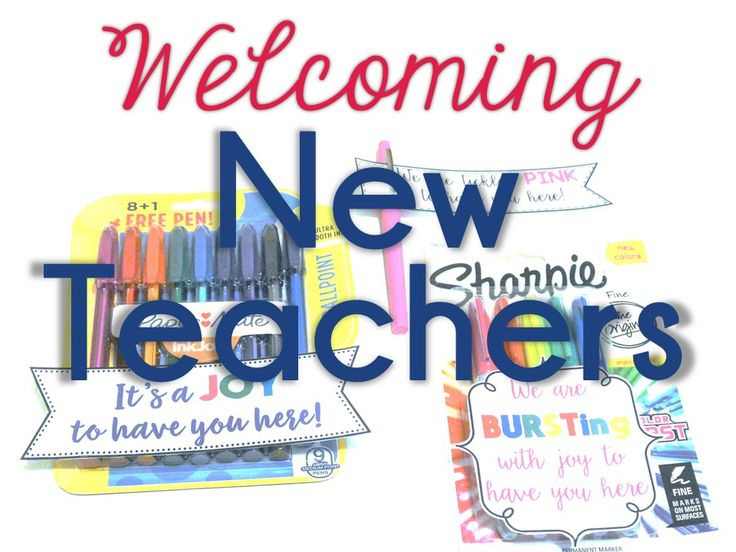 Welcome new teachers to your staff with these affordable gift ideas perfect for brand new teachers and veteran teachers alike.