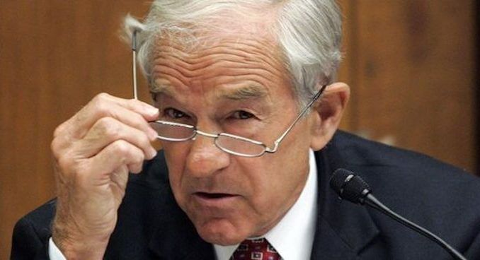 Ron Paul has accused the British and US governments of staging a false flag chemical attack in Syria in an attempt to topple President Bashar al-Assad.