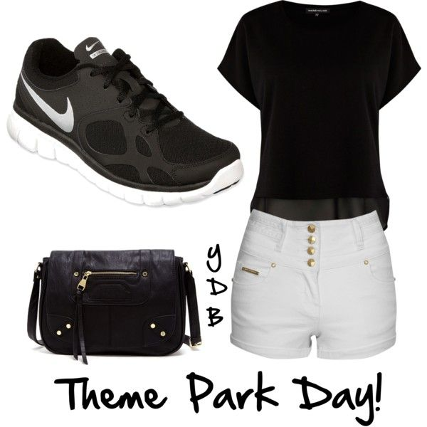 Theme Park outfit. - Polyvore