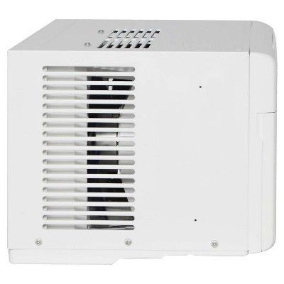 Chigo - 6000 Btu Window Air Conditioner Electronic Controls, White