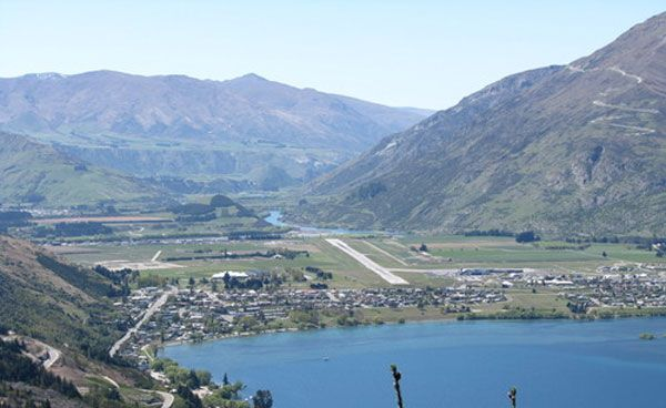 Top 10 Most Scenic Airports In The World | Queenstown, New Zealand