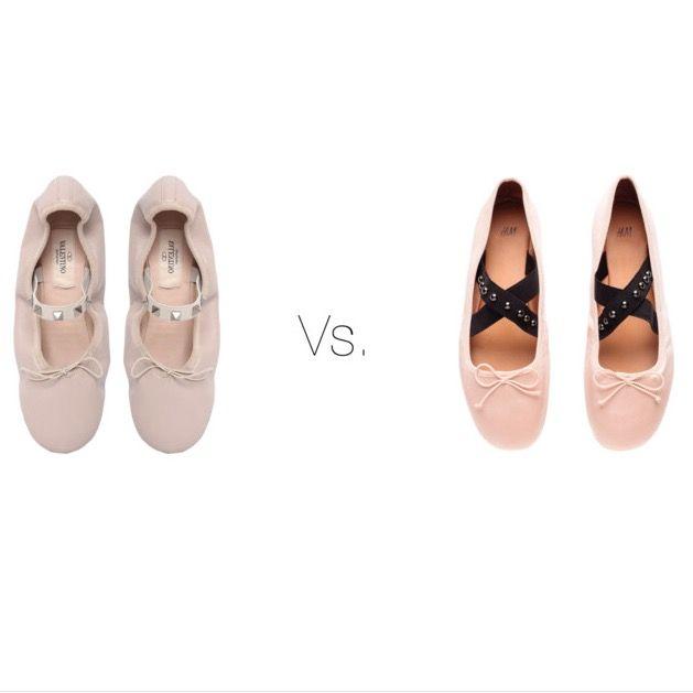 Valentino vs. H&m