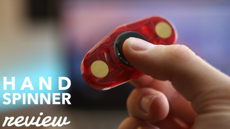 Hand Spinner Review: Compact Gadgets EDC Hand Spinner