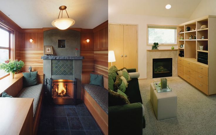1000+ Images About Small Space Fireplace On Pinterest