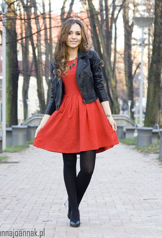 1000  images about RED on Pinterest | Red jackets, Red shoes and ...