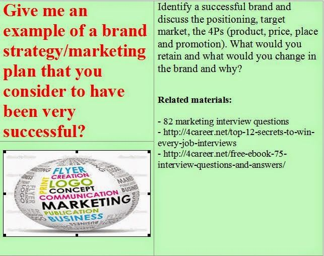 20 best Marketing internship interview questions images on Pinterest - marketing interview questions