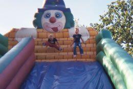 Fun at Symonds Yat West Leisure Park