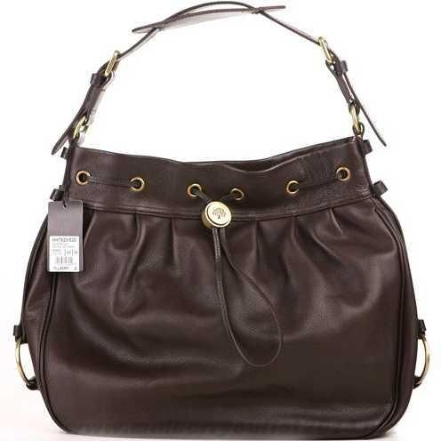 New Womens Mulberry Somerset Leather Shoulder Bag Dark Coffee For Cyber Monday