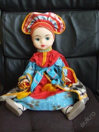 Ruská panenka, 80 léta, SSSR