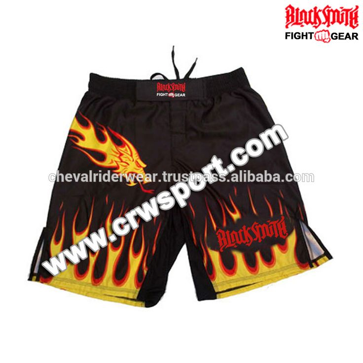 Custom MMA Shorts , Grappling Shorts, Sublimated MMA Shorts, MMA Fight Shorts Blacksmith Fight Gear