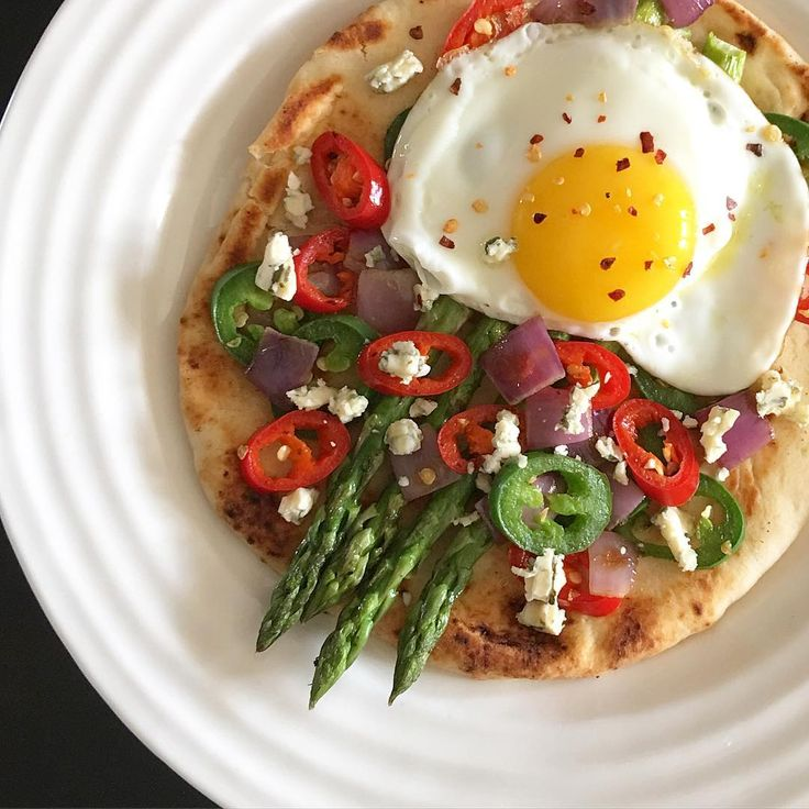 Sunshine on a plate. A great start to this beautiful Saturday with asparagus, chillies, blue cheese and an egg. Don't forget to turn your #'s ahead tonight! @zimmysnook