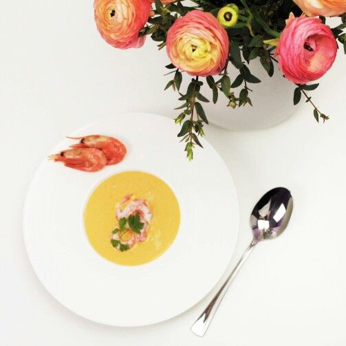 Shellfish bisque
