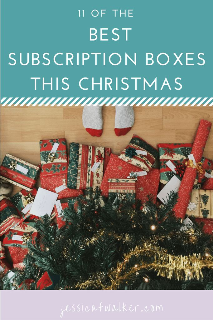 Christmas Gifts For Artists Part - 27: 11 Of The Best Subscription Boxes This Christmas