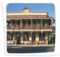 Sail and Anchor pub Fremantle Western Australia
