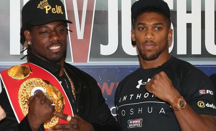 Anthony Joshua fight could be turning point for British boxing...: Anthony… #JoshuavWhyte #AnthonyJoshuavsDillianWhyte #AnthonyJoshua