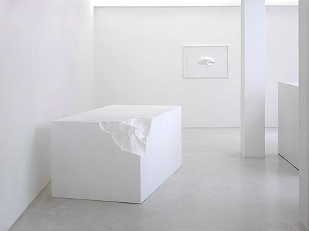 processingmatter:  Gianni Caravaggio, exhibition view at the Sies + Höke Galerie (Düsseldorf)