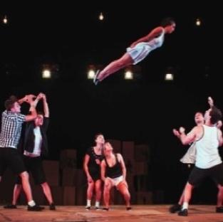 Freefall   Adelaide Fringe