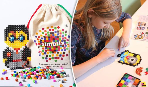 Construction toy firm Simbrix connects with young and old