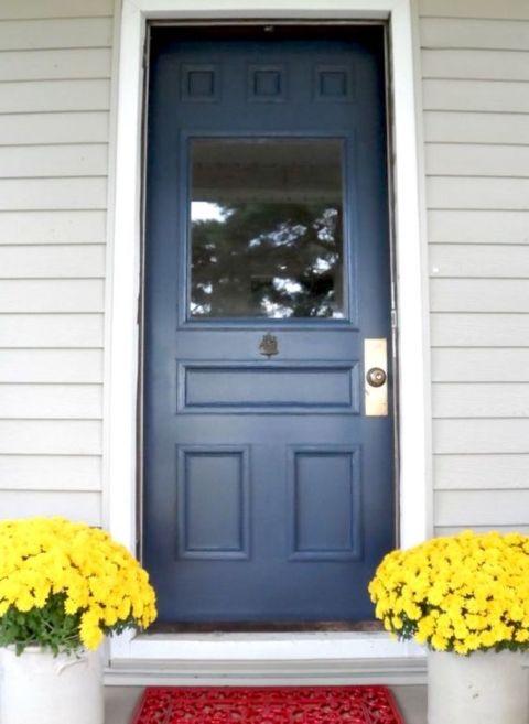 17 Best Ideas About Navy Front Doors On Pinterest Blue