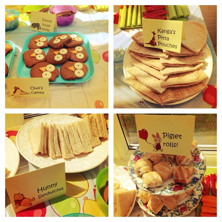 22 Best Images About Winnie The Pooh Party On Pinterest