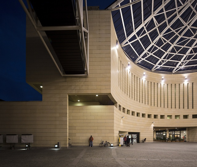 Mart Rovereto by mart_museum, via Flickr  Photo by Fernando Guerra http://www.mart.tn.it/architettura