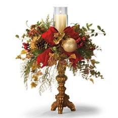 1000 Images About Christmas Flower Arrangements On Pinterest