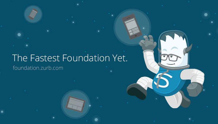 Foundation 5, available now | Webdesigner Depot