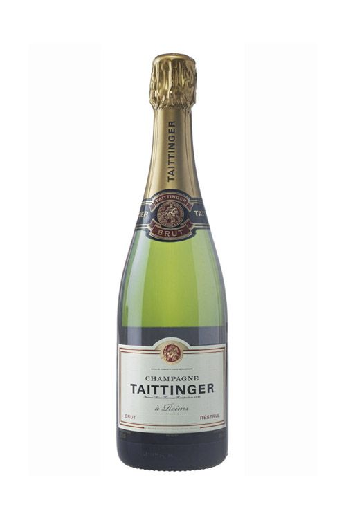 Taittinger champagne photographed by Gavin Parsons