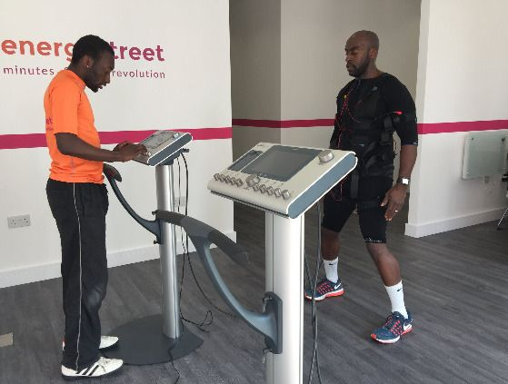 20Energy Street is Wholesaler of Various High Quality Ems Fitness Machines . 100% factory price infrared ems body massage  EMS Training Machine Price. Compare  price with other you will get best price here.