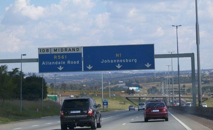 N1 Highway Johannesburg | Car Insurance News | Hippo.co.za