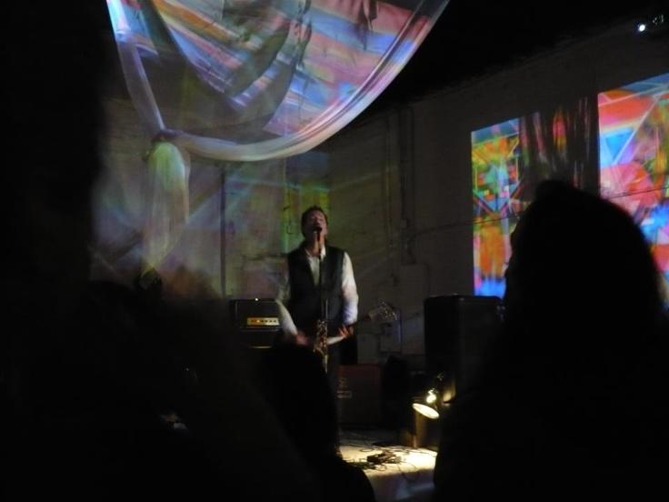 Alister Parker plays Brooklyn (cc. 2012)