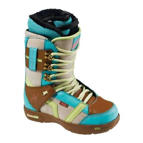Womens Vans HI STANDARD Snowboard Boots - Gum / Hana