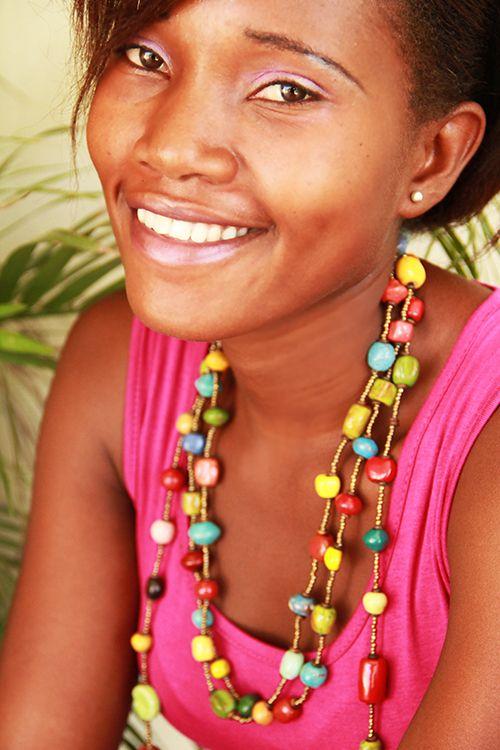 Handmade from Haitian Clay Papillon Enterprise Papillon Styles ...
